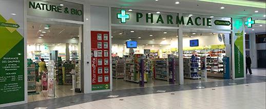 Pharmacie Des Dauphins, TIGNIEU-JAMEYZIEU