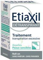 Etiaxil Aisselles Détranspirant Peau Sensibles Roll-on/15ml à TIGNIEU-JAMEYZIEU