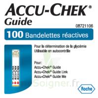 Accu-chek Guide Bandelettes 2 X 50 Bandelettes à TIGNIEU-JAMEYZIEU