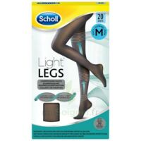 Scholl Light Legs™ Collants 20D Noir L à TIGNIEU-JAMEYZIEU