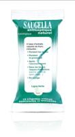 SAUGELLA ANTISEPTIQUE Lingette hygiène intime Paquet/15 à TIGNIEU-JAMEYZIEU