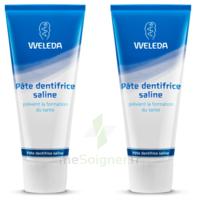 Weleda Duo Pâte dentifrice saline 150ml à TIGNIEU-JAMEYZIEU