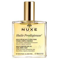 Huile prodigieuse®- huile sèche multi-fonctions visage, corps, cheveux100ml à TIGNIEU-JAMEYZIEU