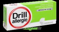 Drill 10 Mg Comprimés à Sucer Allergie Cétirizine Plq/7 à TIGNIEU-JAMEYZIEU