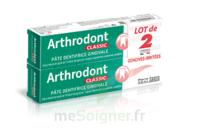 Pierre Fabre Oral Care Arthrodont Dentifrice Classic Lot De 2 75ml à TIGNIEU-JAMEYZIEU