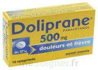 DOLIPRANE 500 mg Comprimés 2plq/8 (16) à TIGNIEU-JAMEYZIEU