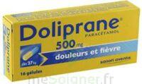 DOLIPRANE 500 mg Gélules B/16 à TIGNIEU-JAMEYZIEU