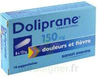 DOLIPRANE 150 mg Suppositoires 2Plq/5 (10) à TIGNIEU-JAMEYZIEU
