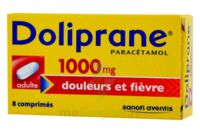 DOLIPRANE 1000 mg Comprimés Plq/8 à TIGNIEU-JAMEYZIEU