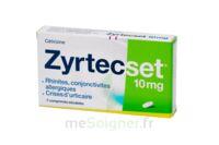 ZYRTECSET 10 mg, comprimé pelliculé sécable à TIGNIEU-JAMEYZIEU