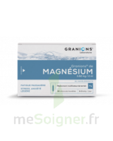 GRANIONS DE MAGNESIUM 3,82 mg/2 ml S buv 30Amp/2ml à TIGNIEU-JAMEYZIEU