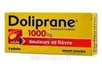 DOLIPRANE 1000 mg Gélules Plq/8 à TIGNIEU-JAMEYZIEU