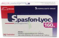 SPASFON LYOC 160 mg, lyophilisat oral à TIGNIEU-JAMEYZIEU