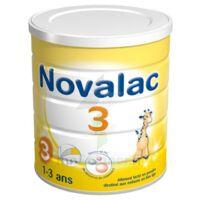 Novalac 3 Lait De Croissance B/800g à TIGNIEU-JAMEYZIEU