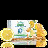 Puressentiel Respiratoire Pastilles Respiratoire Gorge Miel-Citron - 18 pastilles à TIGNIEU-JAMEYZIEU