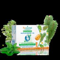 Puressentiel Respiratoire Pastilles Respiratoire Gorge Menthe-Pin - 18 pastilles à TIGNIEU-JAMEYZIEU