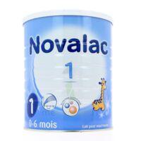 Novalac 1 Lait En Poudre 1er âge B /800g à TIGNIEU-JAMEYZIEU