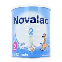 Novalac 2 Lait En Poudre 2ème âge B/800g* à TIGNIEU-JAMEYZIEU