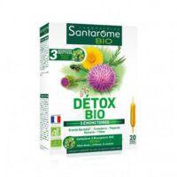 Santarome Bio Détox Solution buvable 20 Ampoules/10ml à TIGNIEU-JAMEYZIEU