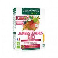 Santarome Bio Jambes légères Solution buvable 20 Ampoules/10ml à TIGNIEU-JAMEYZIEU