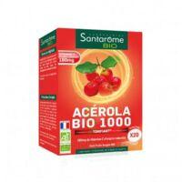 Santarome Bio Acérola 1000 Comprimés à Croquer 2t/10 à TIGNIEU-JAMEYZIEU