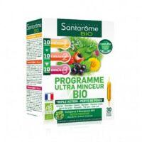 Santarome Bio Programme ultra minceur Solution buvable 30 Ampoules/10ml à TIGNIEU-JAMEYZIEU