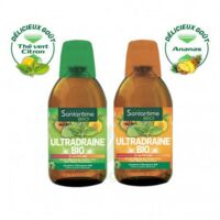 Ultradraine Bio Solution buvable Thé vert citron Fl/500ml à TIGNIEU-JAMEYZIEU