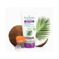 Puressentiel Anti-poux Shampooing masque traitant 2 en 1 Anti-Poux avec peigne - 150 ml à TIGNIEU-JAMEYZIEU