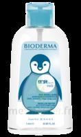 Abcderm H2o Solution Sans Rinçage Nettoyante Bébé Fl Pompe/1l à TIGNIEU-JAMEYZIEU