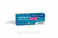 Aciclovir Mylan Pharma 5%, Crème à TIGNIEU-JAMEYZIEU