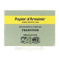 Papier D'arménie Traditionnel Feuille Triple à TIGNIEU-JAMEYZIEU