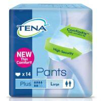 Tena Pants Plus Slip Absorbant Incontinence Urinaire Large Sachet/14 à TIGNIEU-JAMEYZIEU