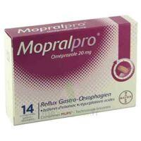 Mopralpro 20 Mg Cpr Gastro-rés Film/14 à TIGNIEU-JAMEYZIEU