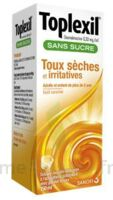 TOPLEXIL 0,33 mg/ml sans sucre solution buvable 150ml à TIGNIEU-JAMEYZIEU