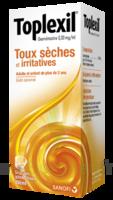 TOPLEXIL 0,33 mg/ml, sirop 150ml à TIGNIEU-JAMEYZIEU