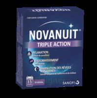 Novanuit Triple Action Gélules B/30 à TIGNIEU-JAMEYZIEU