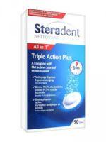 STERADENT TRIPLE ACTION, tube 30, bt 3 à TIGNIEU-JAMEYZIEU