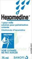 HEXOMEDINE 1 POUR MILLE, solution pour pulvérisation cutanée en flacon pressurisé à TIGNIEU-JAMEYZIEU