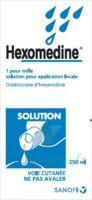 HEXOMEDINE 1 POUR MILLE S appl loc Fl/250ml à TIGNIEU-JAMEYZIEU