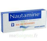 NAUTAMINE, comprimé sécable à TIGNIEU-JAMEYZIEU