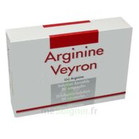 ARGININE VEYRON, solution buvable en ampoule à TIGNIEU-JAMEYZIEU