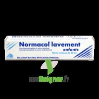 Normacol Lavement Enfants, Solution Rectale, Récipient Unidose à TIGNIEU-JAMEYZIEU