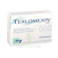 Terlomexin 200 Mg, Capsule Molle Vaginale à TIGNIEU-JAMEYZIEU