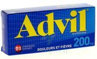 ADVIL 200 mg, 20 comprimés enrobés B/20 à TIGNIEU-JAMEYZIEU