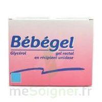 BEBEGEL, gel rectal en récipient unidose à TIGNIEU-JAMEYZIEU