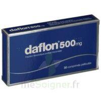 DAFLON 500 mg, comprimé Plq/30 à TIGNIEU-JAMEYZIEU