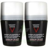 Vichy Anti-transpirant Homme Bille Anti-trace 48h Lot à TIGNIEU-JAMEYZIEU