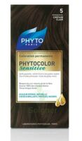 PHYTOCOLOR SENSITIVE N5 CHATAIN CLAIR à TIGNIEU-JAMEYZIEU