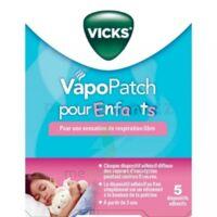 VICKS VAPOPATCH ENFANTS à TIGNIEU-JAMEYZIEU