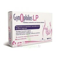 Gynophilus Lp Comprimés Vaginaux B/6 à TIGNIEU-JAMEYZIEU